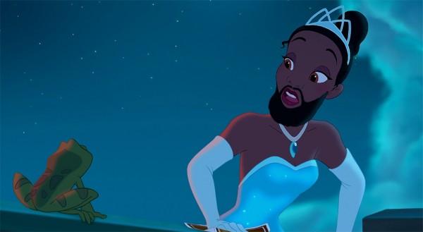 迪士尼公主長鬍子超man...有事嗎先生?9