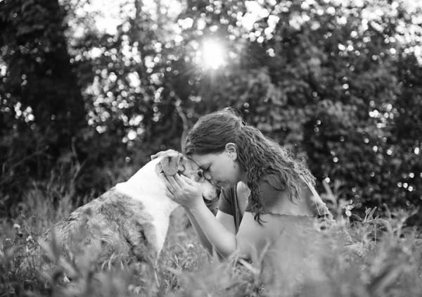 養過寵物的人會懂...寵物訣別前的最後歡樂時光攝影集1