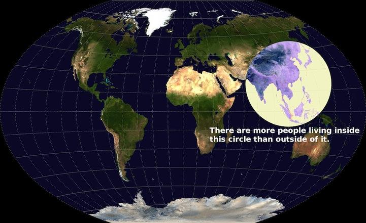 18張會改變你的世界觀的超實用地圖1