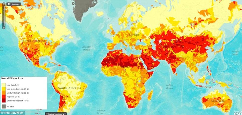 18張會改變你的世界觀的超實用地圖10