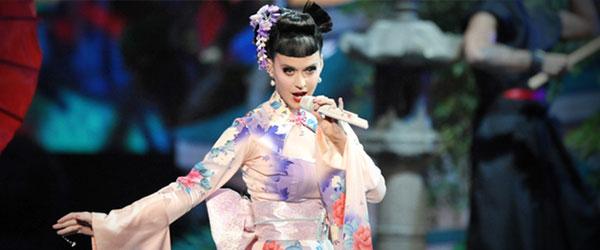Katy-Perry模仿藝妓被罵種族歧視,身為亞洲人的你覺得呢?