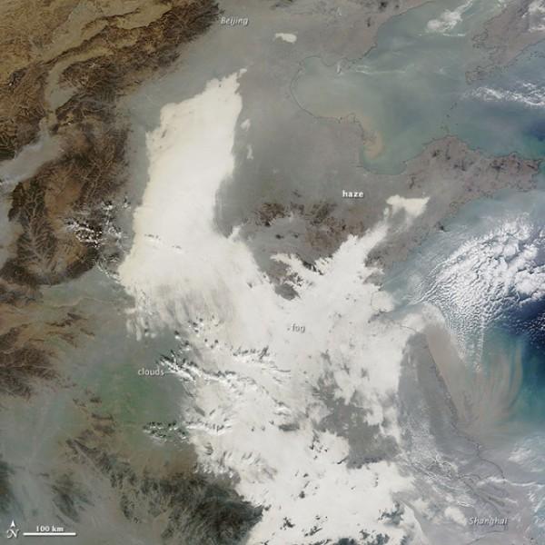 也太正面...中國認為空氣汙染可以增強軍力1