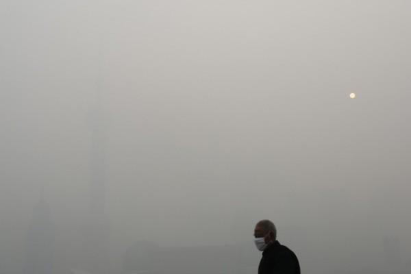 也太正面...中國認為空氣汙染可以增強軍力2