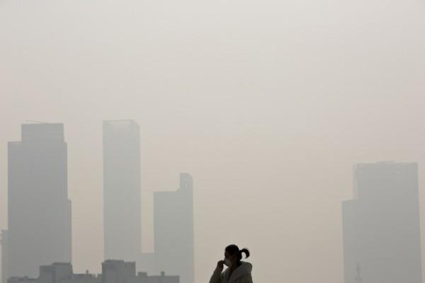 也太正面...中國認為空氣汙染可以增強軍力5