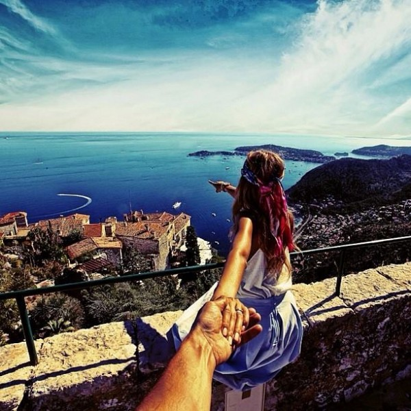 創意旅行!攝影師追著女朋友到世界各地2