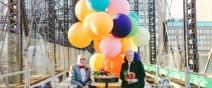 天外奇蹟結婚紀念照!拍的是結婚61年可愛阿公阿嬤0