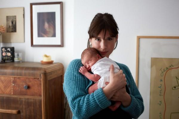 媽媽和新生一天大寶寶合照,只有感動6