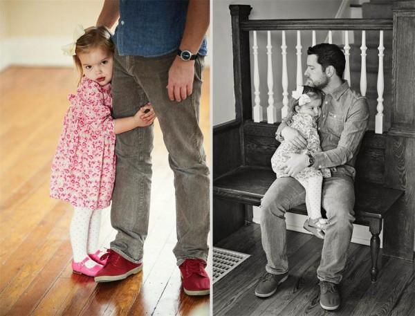爸爸和女兒拍婚紗!背後的原因會讓你落淚2