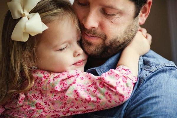 爸爸和女兒拍婚紗!背後的原因會讓你落淚9