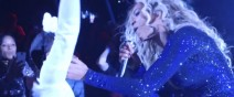 碧昂絲實現11歲腦癌女孩的最終願望...在演唱會上
