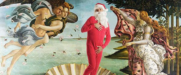 聖誕老公公有事嗎?