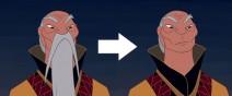 迪士尼裡的男人們失去鬍子,變很雞肋