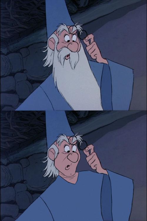 迪士尼裡的男人們失去鬍子,變很雞肋7
