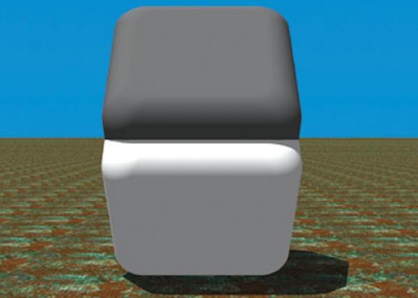 這兩個格子的顏色是一樣的,因為它就是一樣沒別的1