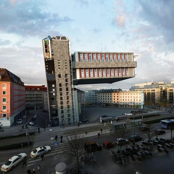 這就是創意!一棟大樓的88種聯想10