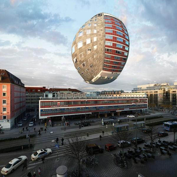 這就是創意!一棟大樓的88種聯想8
