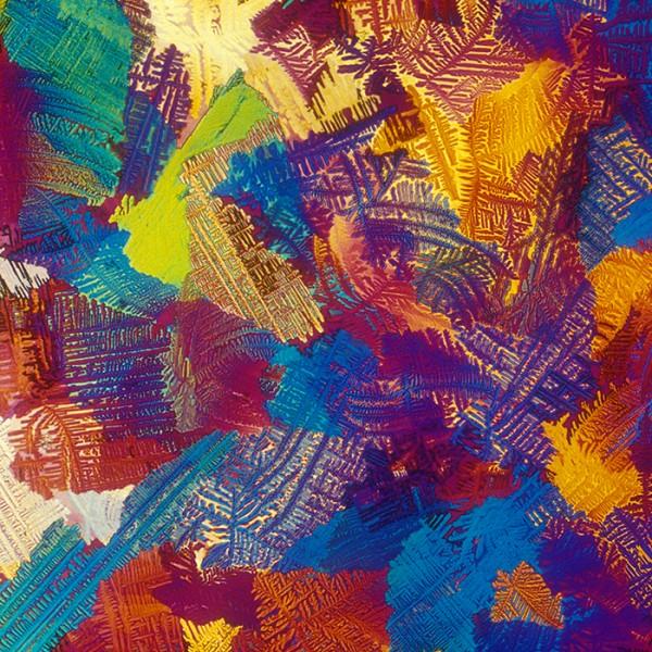 顯微鏡下的各種酒,像一幅幅美麗的油畫01