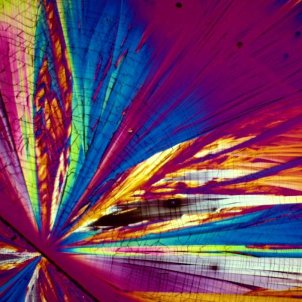顯微鏡下的各種酒,像一幅幅美麗的油畫05