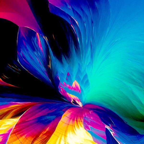 顯微鏡下的各種酒,像一幅幅美麗的油畫12