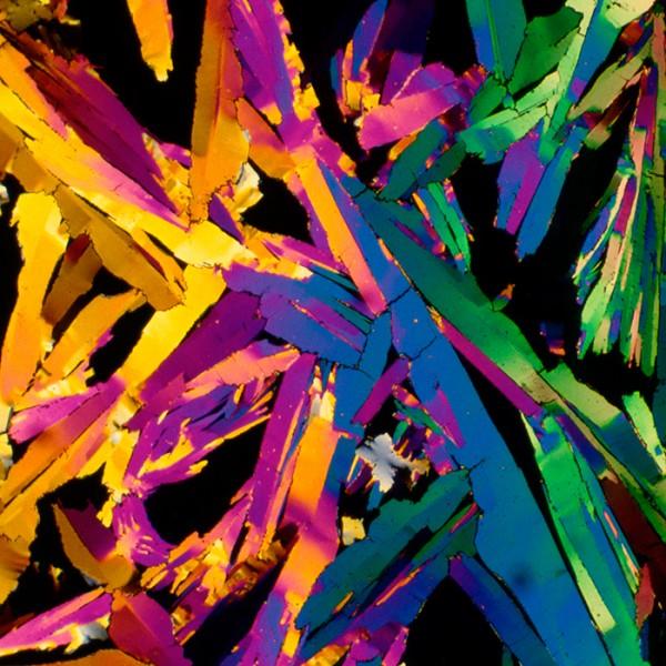顯微鏡下的各種酒,像一幅幅美麗的油畫14