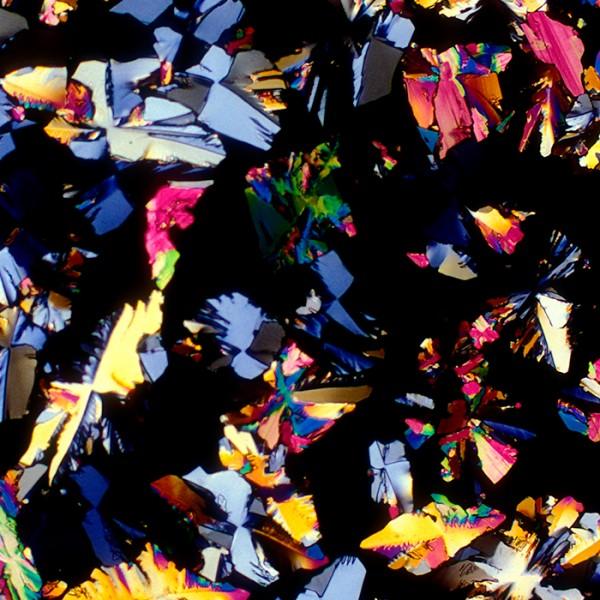 顯微鏡下的各種酒,像一幅幅美麗的油畫9