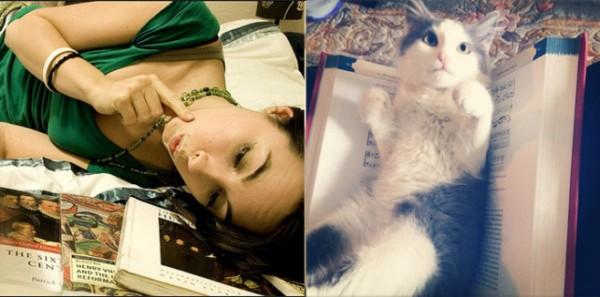 養貓前,養貓後3