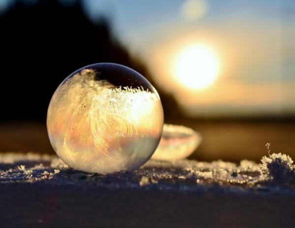 -9℃吹出的結冰泡泡是世界上短暫的美麗3