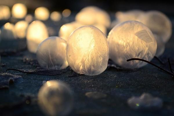-9℃吹出的結冰泡泡是世界上短暫的美麗4
