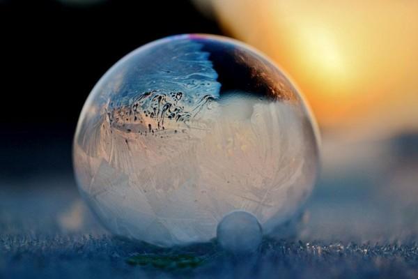 -9℃吹出的結冰泡泡是世界上短暫的美麗7