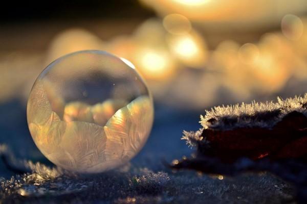 -9℃吹出的結冰泡泡是世界上短暫的美麗8