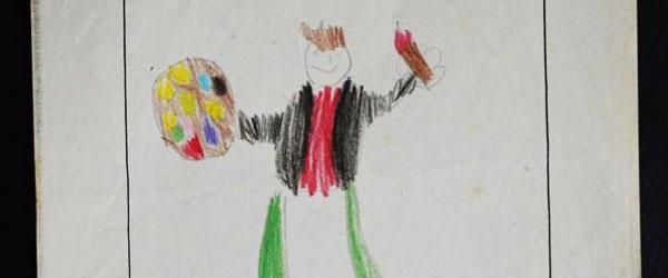 別替小孩決定前途,有些人生下來就注定成為藝術家