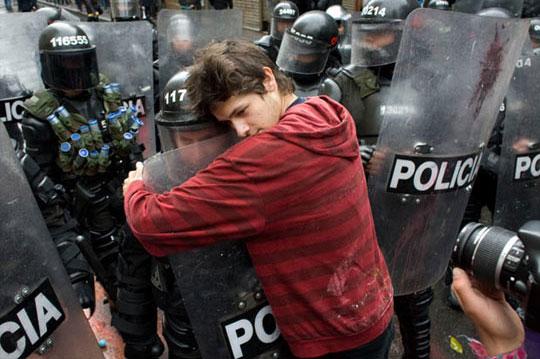 和平代替暴力4