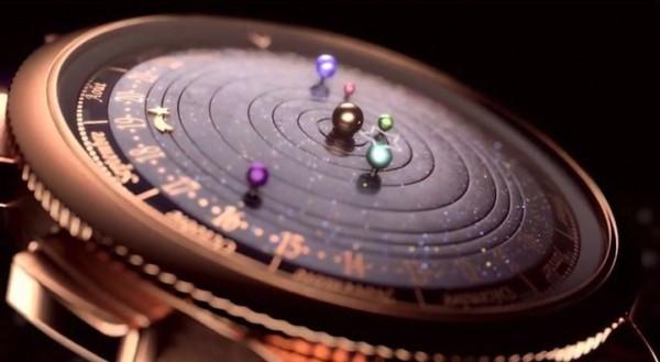 宇宙太陽系手錶1