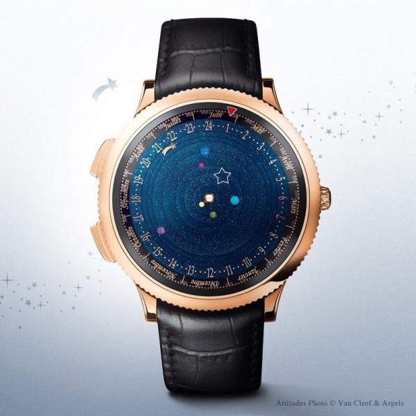 宇宙太陽系手錶2