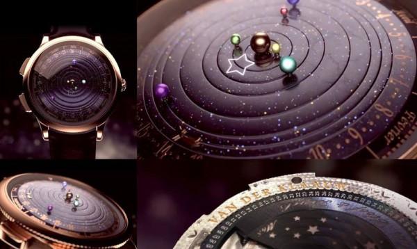 宇宙太陽系手錶8