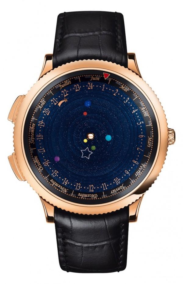 宇宙太陽系手錶9