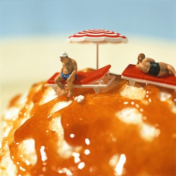 排甜甜圈3