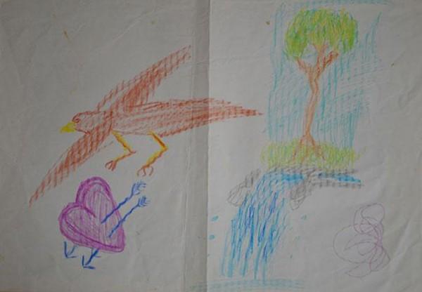 看完他2歲到25歲所畫的圖,你可以輕鬆猜到他的職業5