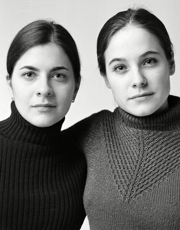 看完這13對假雙胞胎,你會相信世界上有跟你長一樣的人3