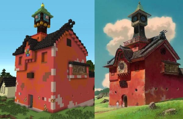 神隱少女3D電玩場景4