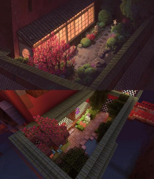 神隱少女3D電玩場景6