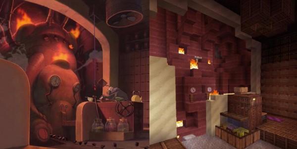 神隱少女3D電玩場景7