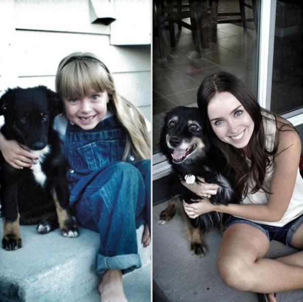 寵物長大後11