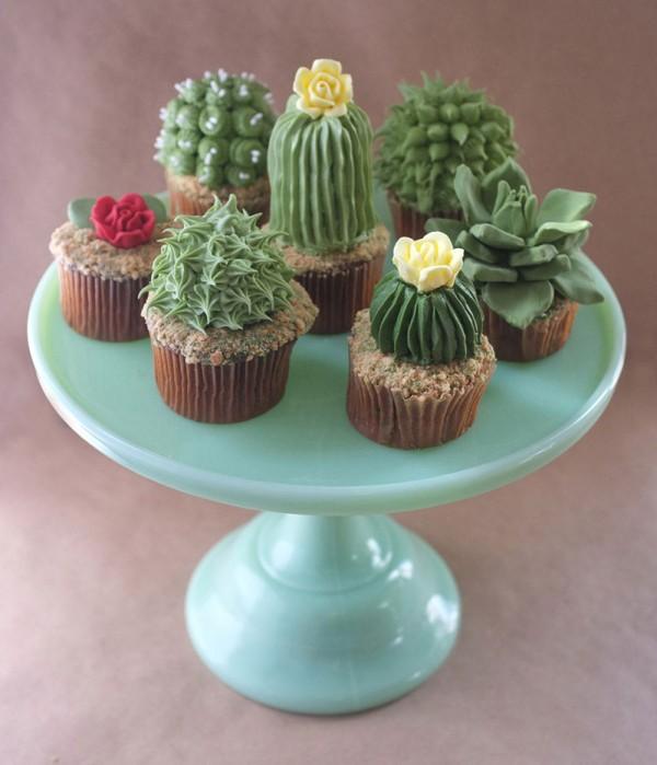 植物蛋糕1