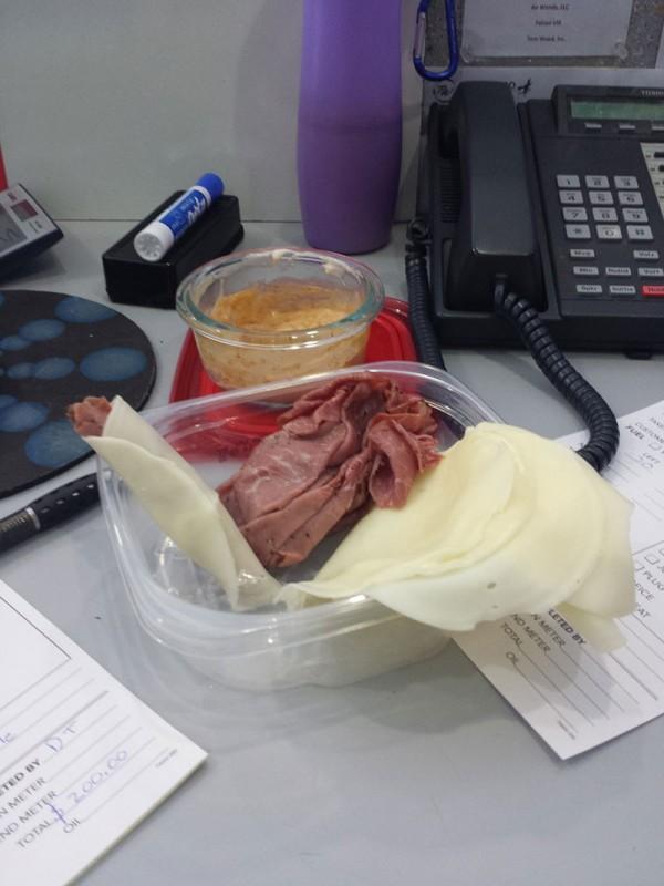 辦公午餐20