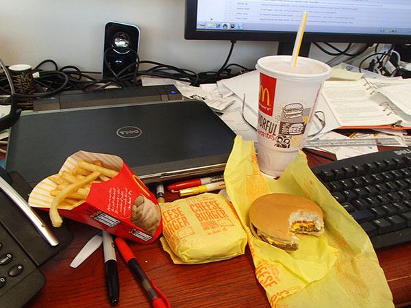辦公午餐3