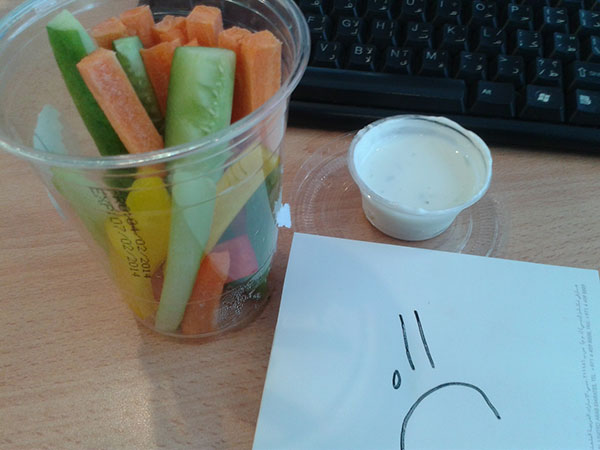 辦公午餐4