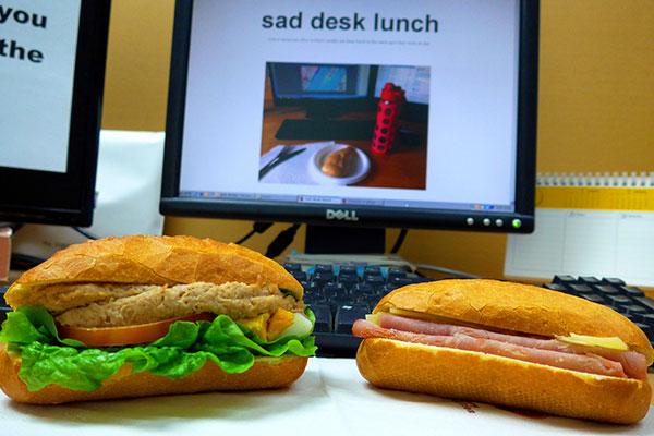 辦公午餐9