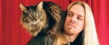 Rocker與貓
