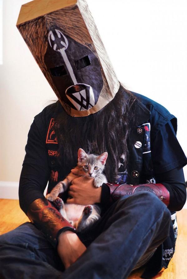 Rocker與貓2